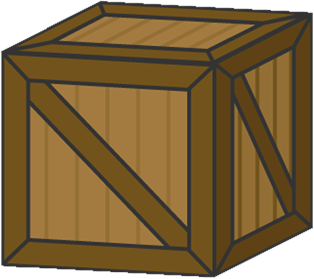 wooden box clipart. people usually think of cardboard bubble wrap and lots tape but for your most delicate items protecting in a wooden crate can be box clipart 1