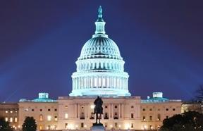 Washington D C Capital Building
