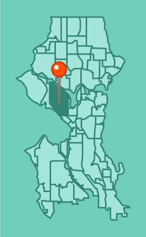 finding a house or apartment in Queen Anne