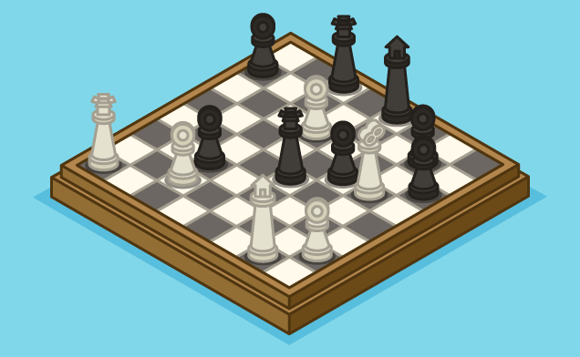 Strategy for planning a move is like chess game