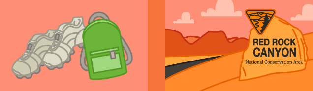 Outdoor idea icons